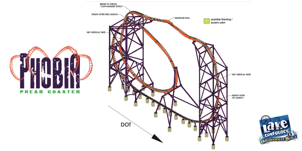 phobia phear coaster is coming to lake compounce rsz phobialakecompouncelayout